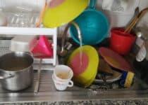 pulizia piatti